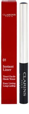 Clarins Eye Make-Up Instant Liner delineador líquido de larga duración 2