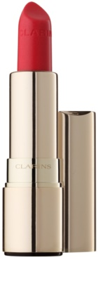 Clarins Lip Make-Up Joli Rouge Brilliant ruj hidratant lucios