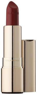 Clarins Lip Make-Up Joli Rouge dlouhotrvající rtěnka s hydratačním účinkem 1