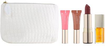Clarins Lip Make-Up Joli Rouge set cosmetice I.