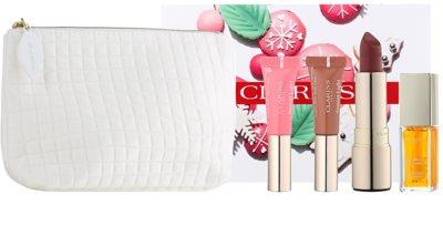 Clarins Lip Make-Up Joli Rouge set cosmetice I. 1
