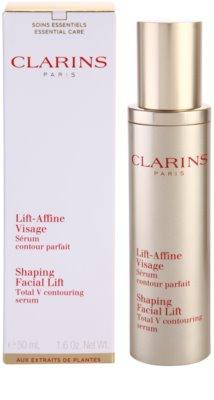 Clarins Shaping Facial Lift liftingové sérum pro zpevnění pleti 2
