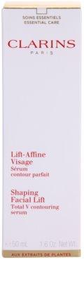 Clarins Shaping Facial Lift liftingové sérum pro zpevnění pleti 3