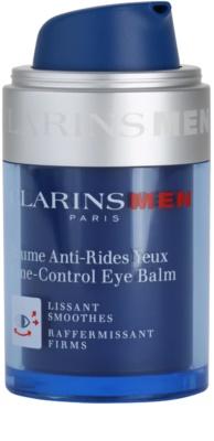 Clarins Men Age Control učvrstitveni balzam za predel okoli oči z gladilnim učinkom 1