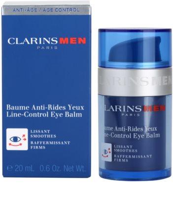 Clarins Men Age Control učvrstitveni balzam za predel okoli oči z gladilnim učinkom 2