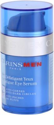 Clarins Men Age Control sérum para os olhos antirrugas, anti-olheiras, anti-inchaços