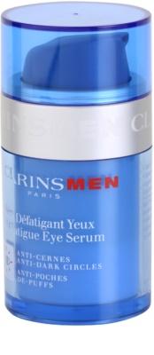 Clarins Men Age Control сироватка для шкіри навколо очей від  зморшок, набряків та темних кіл під очима