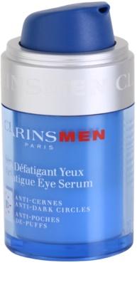 Clarins Men Age Control сироватка для шкіри навколо очей від  зморшок, набряків та темних кіл під очима 1
