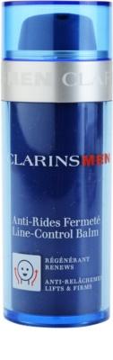 Clarins Men Age Control bálsamo refirmante antirrugas