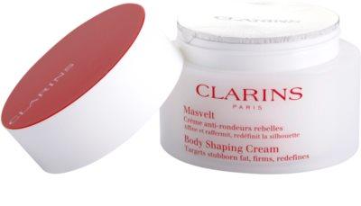 Clarins Body Expert Contouring Care karcsúsító és feszesítő krém 1