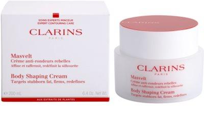 Clarins Body Expert Contouring Care karcsúsító és feszesítő krém 2