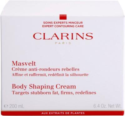 Clarins Body Expert Contouring Care karcsúsító és feszesítő krém 3