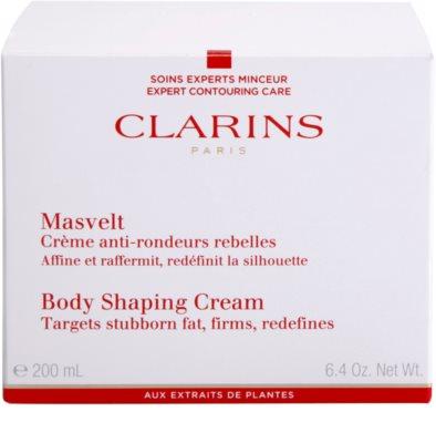 Clarins Body Expert Contouring Care стягащ крем 3