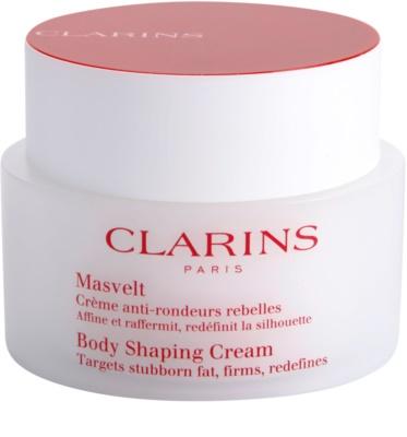 Clarins Body Expert Contouring Care зміцнюючий крем для тіла