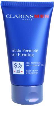 Clarins Men Body gel reductor para definir abdominales