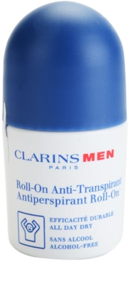 Clarins Men Body golyós dezodor roll-on alkoholmentes