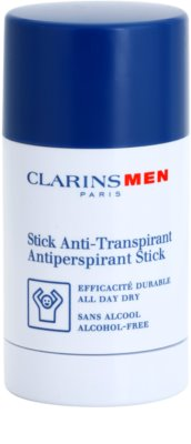Clarins Men Body festes Antitranspirant ohne Alkohol