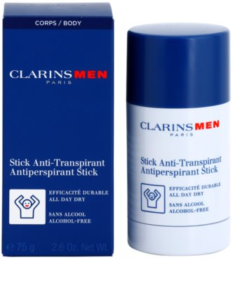 Clarins Men Body antitranspirante en barra sin alcohol 2