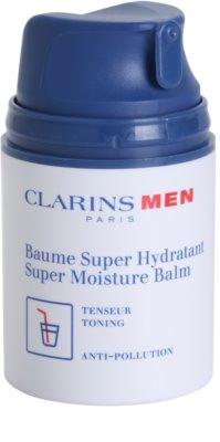 Clarins Men Hydrate bálsamo para hidratação intensiva de pele 1
