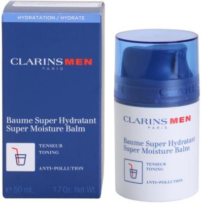 Clarins Men Hydrate balsam pentru o hidratare intensa 2