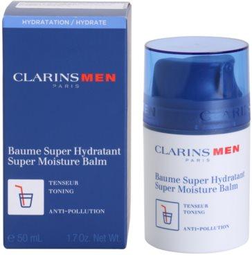 Clarins Men Hydrate bálsamo para hidratação intensiva de pele 2