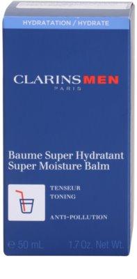 Clarins Men Hydrate balsam pentru o hidratare intensa 3