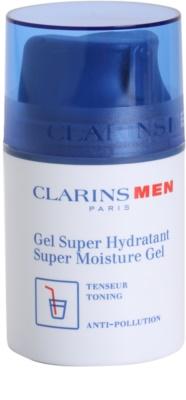 Clarins Men Hydrate gel hidratant pentru un aspect intinerit