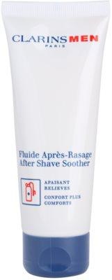 Clarins Men Shave balsam aftershave pentru netezirea pielii