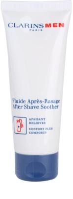 Clarins Men Shave bálsamo after shave para apaziguar a pele