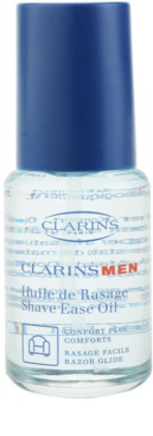 Clarins Men Shave olejek do golenia do wszystkich rodzajów skóry
