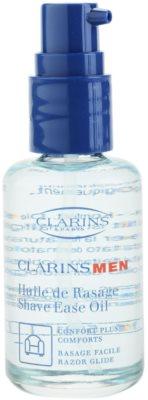 Clarins Men Shave olejek do golenia do wszystkich rodzajów skóry 1