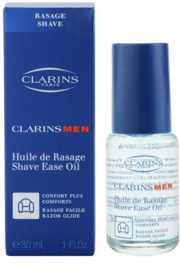 Clarins Men Shave olejek do golenia do wszystkich rodzajów skóry 2