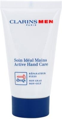 Clarins Men SOS Expert Handcreme für trockene und beanspruchte Haut