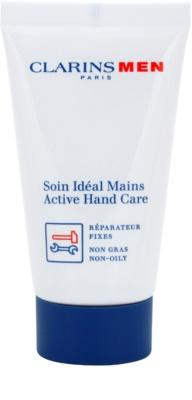 Clarins Men SOS Expert крем для рук для сухої шкіри