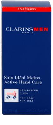 Clarins Men SOS Expert krém na ruce pro suchou namáhanou pokožku 2