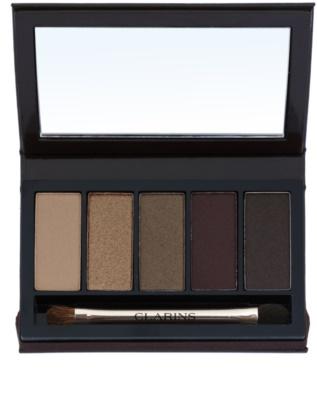 Clarins Eye Make-Up 5 Colour Eyeshadow Palette 5 színt tartalmazó szemhéjfesték paletta