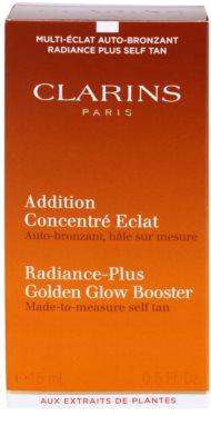 Clarins Sun Self-Tanners krople samoopalające do twarzy 3