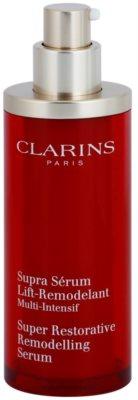Clarins Super Restorative megújító szérum a bőr feszességéért 1