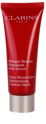 Clarins Super Restorative маска с лифтинг и стягащ ефект против бръчки