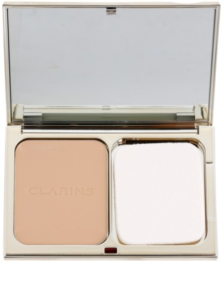 Clarins Face Make-Up Everlasting dlouhotrvající kompaktní make-up SPF 15