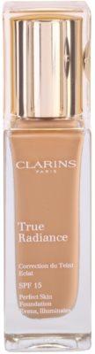 Clarins Face Make-Up True Radiance maquillaje hidratante con efecto iluminador para una piel perfecta SPF 15