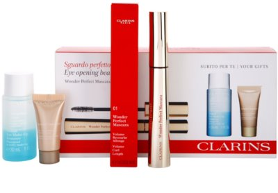 Clarins Eye Make-Up Wonder Perfect косметичний набір I. 1