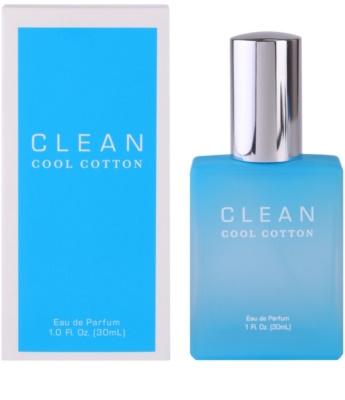 Clean Cool Cotton parfémovaná voda pre ženy
