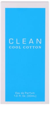 Clean Cool Cotton Eau de Parfum für Damen 4