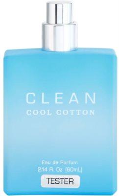 Clean Cool Cotton parfémovaná voda tester pro ženy