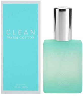 Clean Warm Cotton woda perfumowana dla kobiet