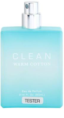 Clean Warm Cotton woda perfumowana tester dla kobiet