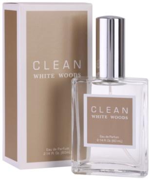 Clean White Woods Eau de Parfum unisex 1