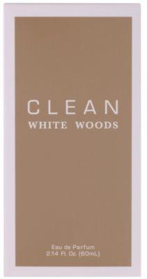 Clean White Woods Eau de Parfum unisex 4