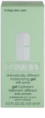Clinique 3 Steps Feuchtigkeitsgel für fettige und Mischhaut 4